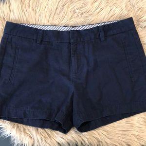 EUC JCP Navy Blue Shorts SZ 10! (A513)